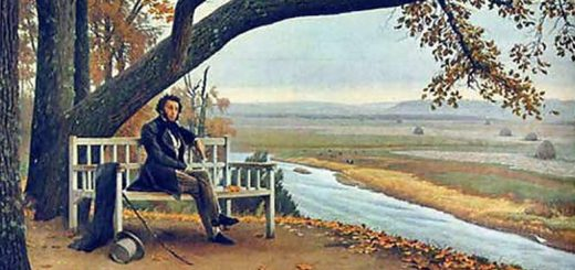 сочинение по стихам пушкина