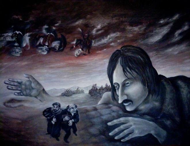 сочинение живая россия и мертвые души