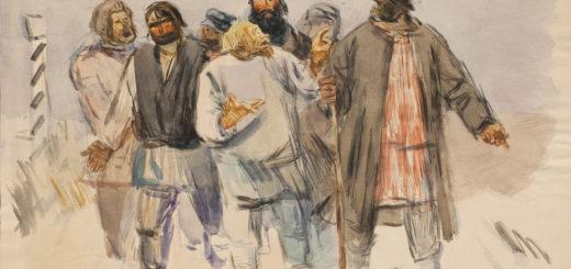 Изображение народа в поэме Некрасова «Кому на Руси жить хорошо» — сочинение-рассуждение